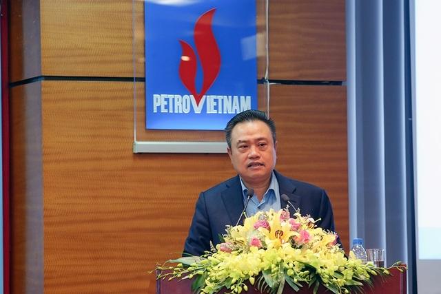 Lãnh đạo Tập đoàn PVN đối thoại với người lao động - 4