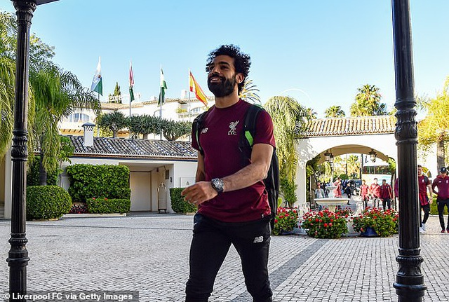 Liverpool hối hả sang Tây Ban Nha dự chung kết Champions League - 3