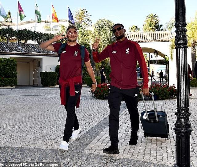 Liverpool hối hả sang Tây Ban Nha dự chung kết Champions League - 4