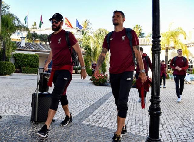Liverpool hối hả sang Tây Ban Nha dự chung kết Champions League - 7
