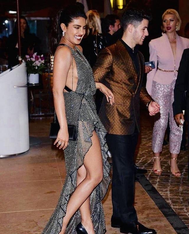Priyanka Chopra - Nick Jonas: Cặp đôi nổi bật nhất LHP Cannes - 6