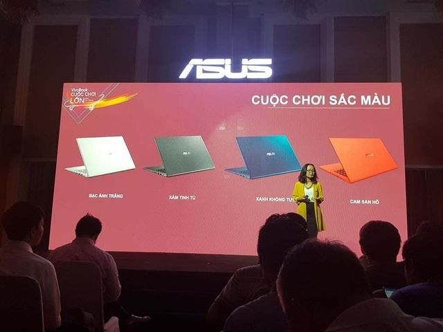 Asus ra mắt bộ đôi VivoBook 14/15 giá từ 11,9 triệu đồng - 2