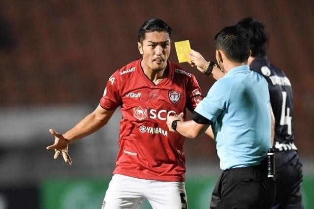 Trọng tài Thái Lan bị treo còi vô thời hạn