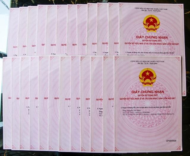 Dự án Đông Nam Lê Lợi Quảng Bình hoàn tất thủ tục pháp lý, chuẩn bị giao sổ cho khách hàng - 1
