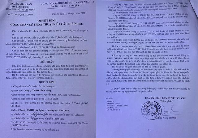 """Lừa bán đất trong quy hoạch rồi """"chây ì"""" không trả hơn 5 tỷ đồng tại TP HCM! - 2"""