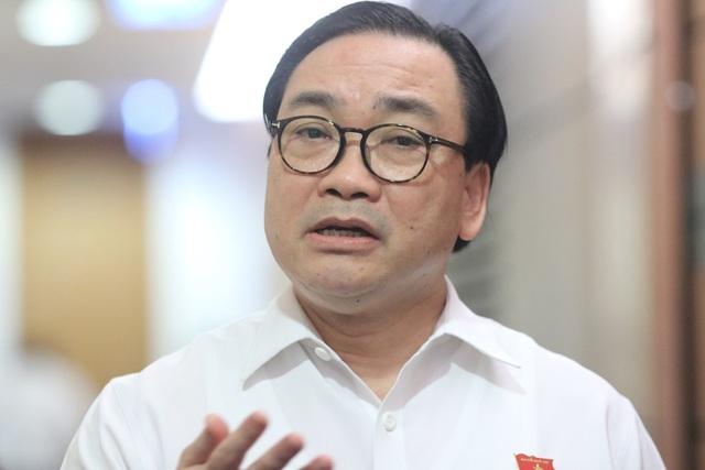 Bí thư Hà Nội nói gì về Nhật Cường software cùng các dự án công trực tuyến? - 1