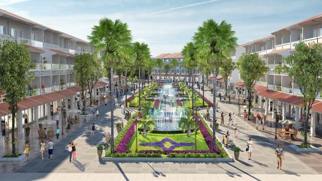 Tập đoàn CEO khai trương cùng lúc hai dự án Sonasea Paris Villas và Sonasea Shopping Center 2 tại Phú Quốc - 3