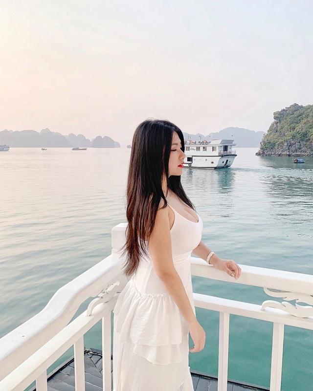 Cô gái Malaysia sở hữu vòng một bốc lửa hơn 100cm - 8