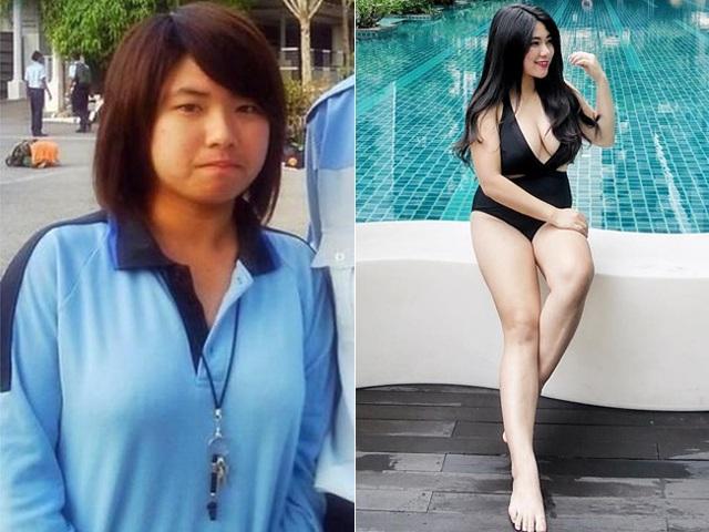 Cô gái Malaysia sở hữu vòng một bốc lửa hơn 100cm - 9