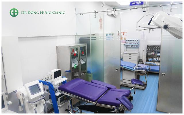 Dr Đông Hưng Clinic – Chăm sóc sức khỏe Nam Khoa, Phụ Khoa - 1