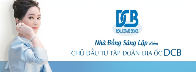 Doanh nhân Thái Thiên Hồng Đào, Tổng giám đốc kiêm Nhà đồng hành sáng lập tập đoàn địa ốc DCB, là một người phụ nữ 8X, tài giỏi - 1