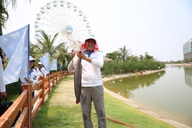 """Hơn 200 cần thủ hào hứng tranh tài tại """"Giải câu cá Quốc tế FLC 2019"""" - 3"""