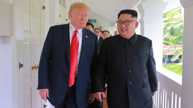Ông Trump sẽ gặp ông Kim Jong-un ở biên giới Hàn - Triều hôm nay - 1