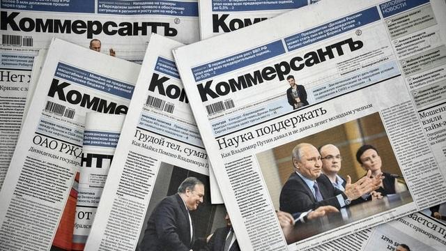 Nhà báo Nga đồng loạt từ chức sau bài viết gây tranh cãi - 1