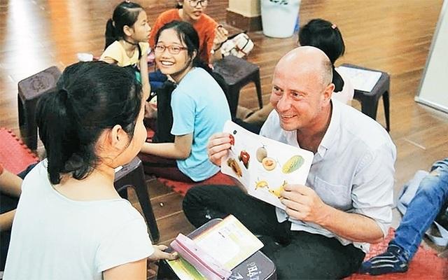 Những lớp học ngoại ngữ miễn phí - 1