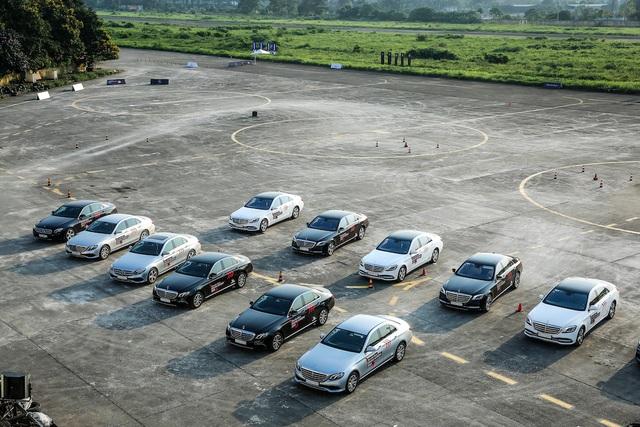Michelin đồng hành cùng Học viện Lái xe An toàn Mercedes-Benz năm thứ 7 liên tiếp - 1