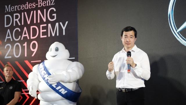 Michelin đồng hành cùng Học viện Lái xe An toàn Mercedes-Benz năm thứ 7 liên tiếp - 3