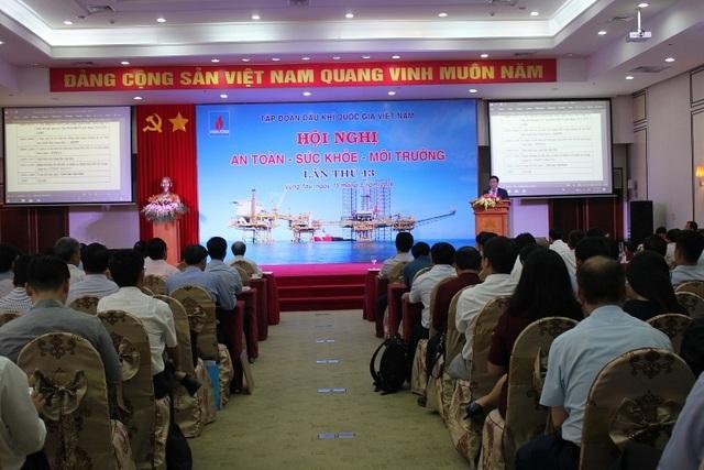 PVN tổ chức hội nghị An toàn – Sức khỏe – Môi trường lần thứ 13 - 1
