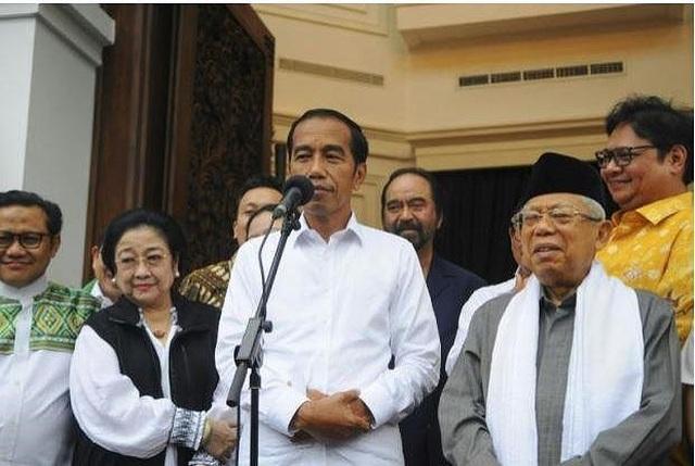 Tổng thống Indonesia chính thức tái đắc cử - 1