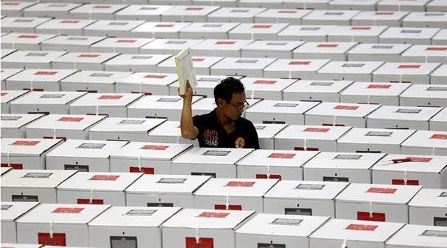 Tổng thống Indonesia chính thức tái đắc cử - 2