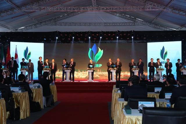 Dự lễ vận hành thương mại Nhà máy Lọc hoá dầu Nghi Sơn: Thủ tướng yêu cầu PVN tiếp tục làm tốt hai nhiệm vụ - 3