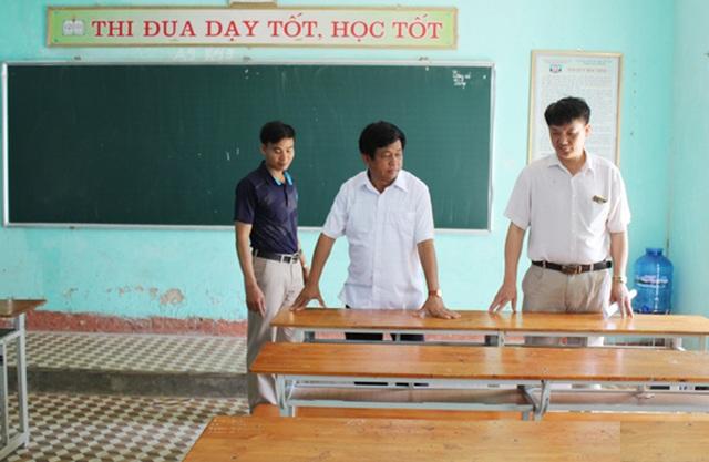 Hà Tĩnh: 17.500 thí sinh thi vào lớp 10 THPT 2019 - 1
