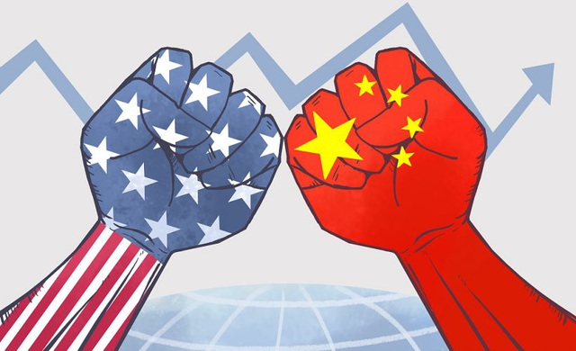 Bài hát mang tên Chiến tranh thương mại gây sốt tại Trung Quốc - 1