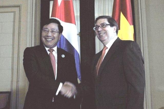 Cuba coi trọng quan hệ và hợp tác đoàn kết với Việt Nam - 1