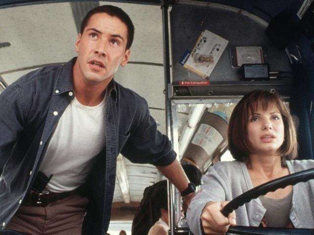 """Sau 25 năm, sao phim """"Tốc độ"""" mới dám thổ lộ tình cảm - 1"""
