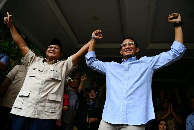 Bùng phát biểu tình phản đối kết quả bầu cử tại Indonesia, 20 người bị bắt - 2