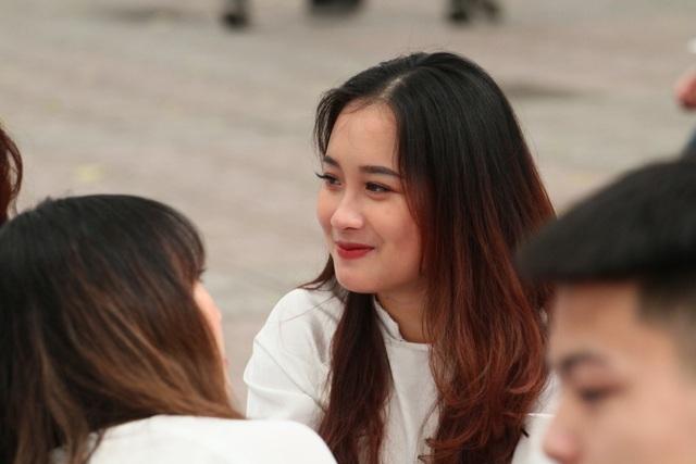 Những nữ sinh xinh đẹp, dễ thương trường Phan Đình Phùng ngày bế giảng - 3