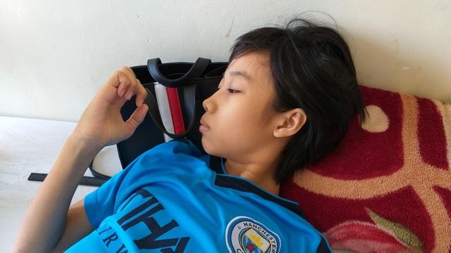 Mắc bệnh suy thận mạn, đường đến trường của cô học trò nghèo dang dở - 2