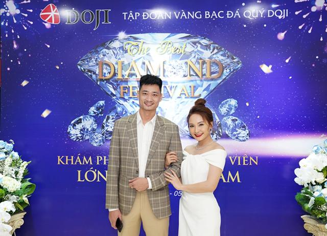 Đan Lê, Bảo Thanh sang chảnh dự sự kiện The Best Diamond Festival của DOJI - 1