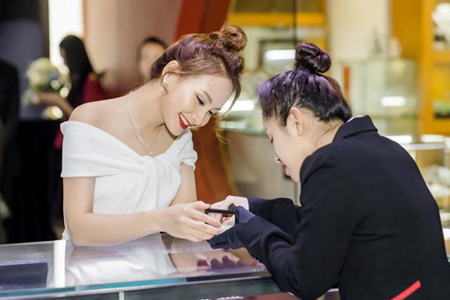 Đan Lê, Bảo Thanh sang chảnh dự sự kiện The Best Diamond Festival của DOJI - 2