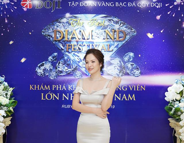 Đan Lê, Bảo Thanh sang chảnh dự sự kiện The Best Diamond Festival của DOJI - 3