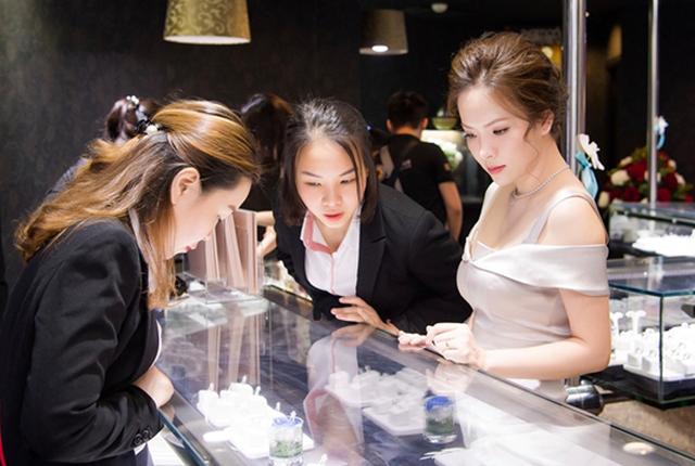 Đan Lê, Bảo Thanh sang chảnh dự sự kiện The Best Diamond Festival của DOJI - 4