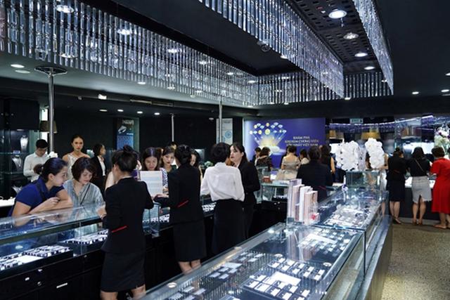 Đan Lê, Bảo Thanh sang chảnh dự sự kiện The Best Diamond Festival của DOJI - 5