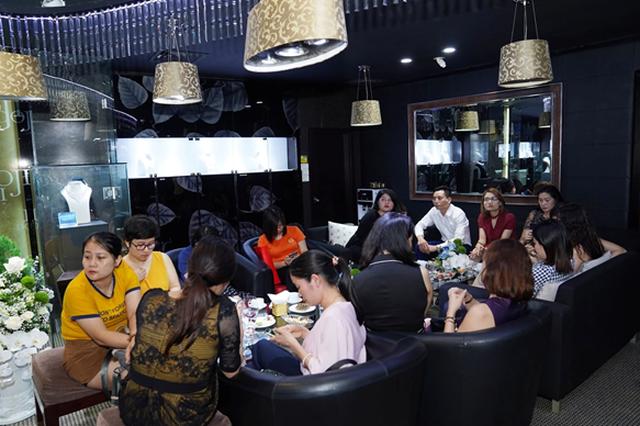 Đan Lê, Bảo Thanh sang chảnh dự sự kiện The Best Diamond Festival của DOJI - 7