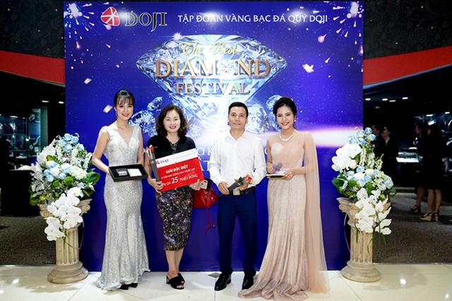 Đan Lê, Bảo Thanh sang chảnh dự sự kiện The Best Diamond Festival của DOJI - 8