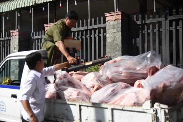 Đồng Nai kêu gọi doanh nghiệp mua trữ thịt heo để bình ổn thị trường - 1