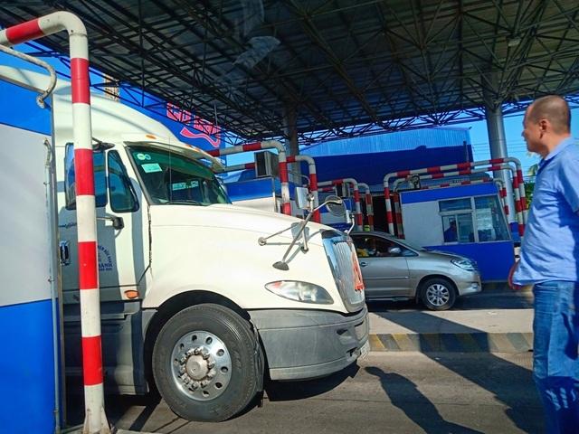 Hiệp hội Vận tải ô tô An Giang đã 15 lần gửi kiến nghị phản đối trạm BOT T2 - 3