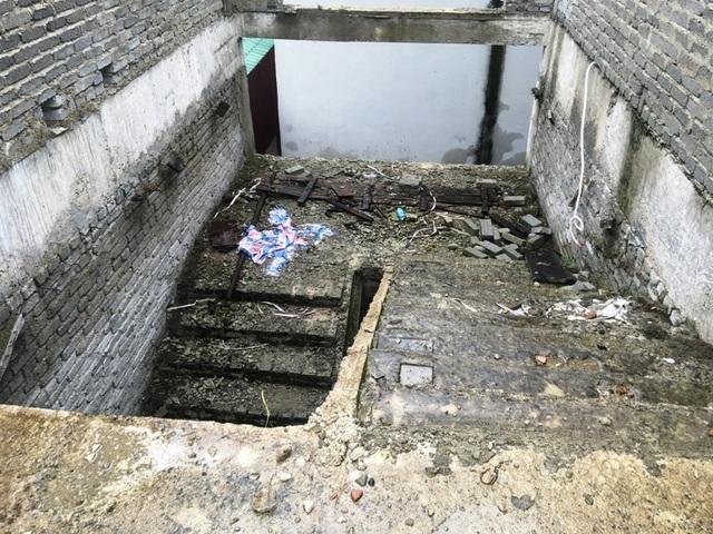 Nhà trường khốn khổ vì công trình xây dựng dở dang suốt nhiều năm - 10