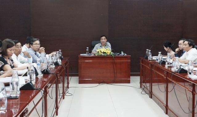 Đà Nẵng: Mọi chỉ đạo trong quá trình thi THPT quốc gia phải có văn bản - 1