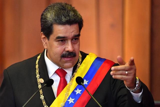 """Mỹ chuẩn bị áp lệnh trừng phạt Venezuela do nghi ngờ """"rửa tiền"""" - 1"""