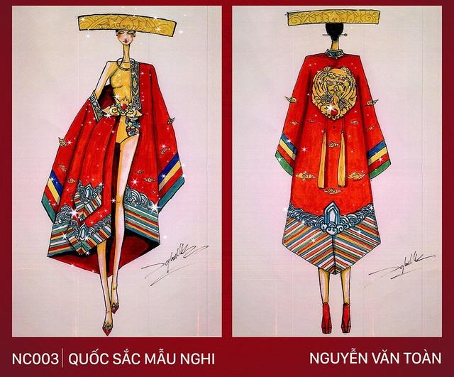 Xích lô, chọi trâu… được thiết kế cho Hoàng Thùy để mang đến Miss Universe 2019? - 4