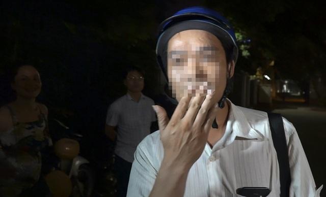 Giả câm, bỏ phương tiện để chống đối kiểm tra nồng độ cồn ở Hà Nội - 4
