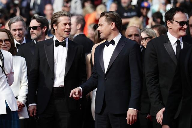 Brad Pitt lịch lãm bên Leonardo DiCaprio - 12