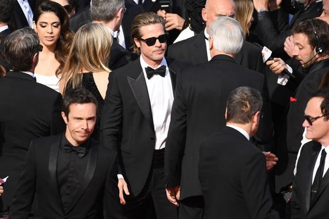 Brad Pitt lịch lãm bên Leonardo DiCaprio - 13