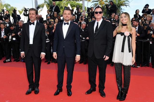 Brad Pitt lịch lãm bên Leonardo DiCaprio - 8