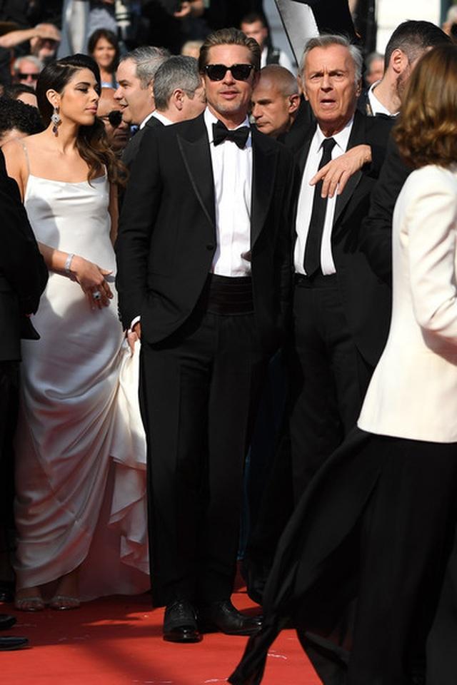 Brad Pitt lịch lãm bên Leonardo DiCaprio - 6